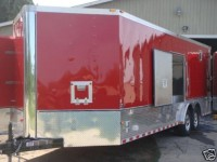 20 foot vnose e-30 Trailer Package